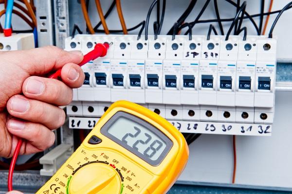 Digital Electrometer